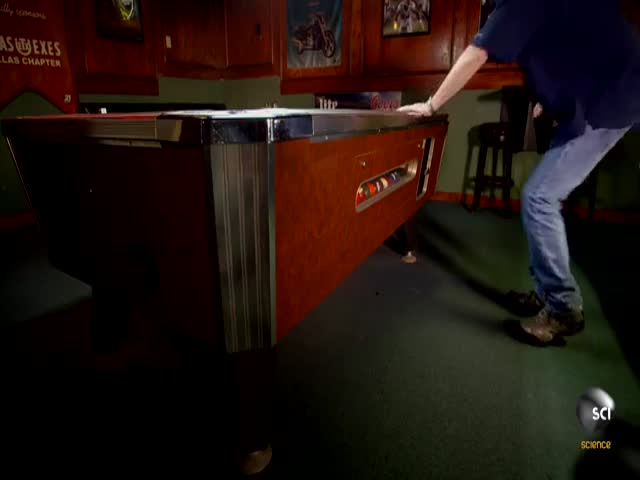 How Pool Tables Work
