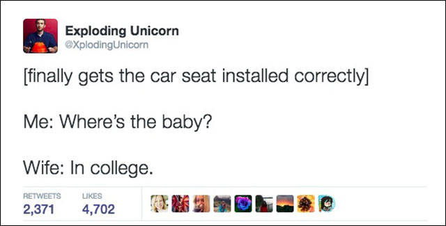 Dads Can Make Funny Jokes Too And These Tweets Prove It