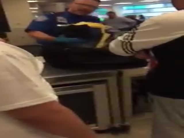 This Guy Will Remember His First Time Flying Forever