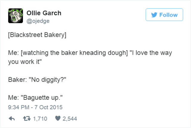Some Of The Funniest Tweets About Food