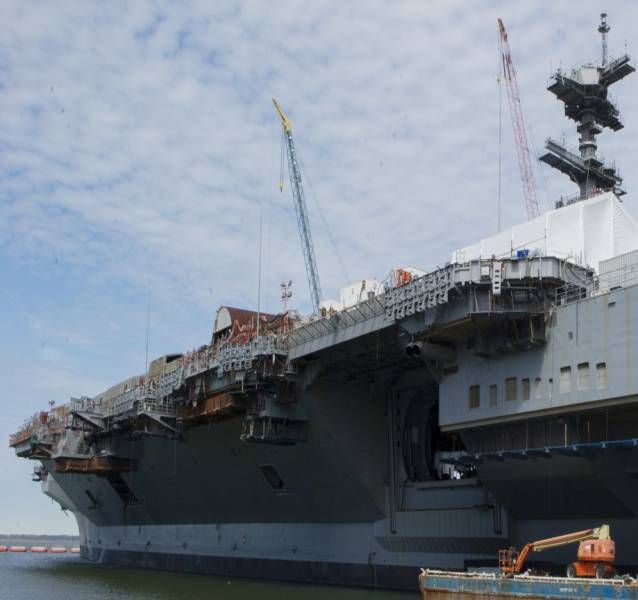 The Most Expensive Nuclear-Powered Warship Ever Built