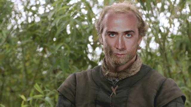 This Is What It Would Look Like If Nicolas Cage Played Every Character On Game Of Thrones