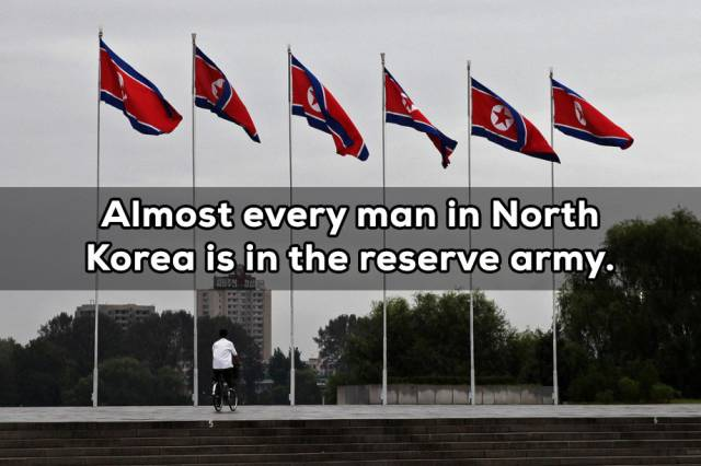 More Interesting Facts About North Korea