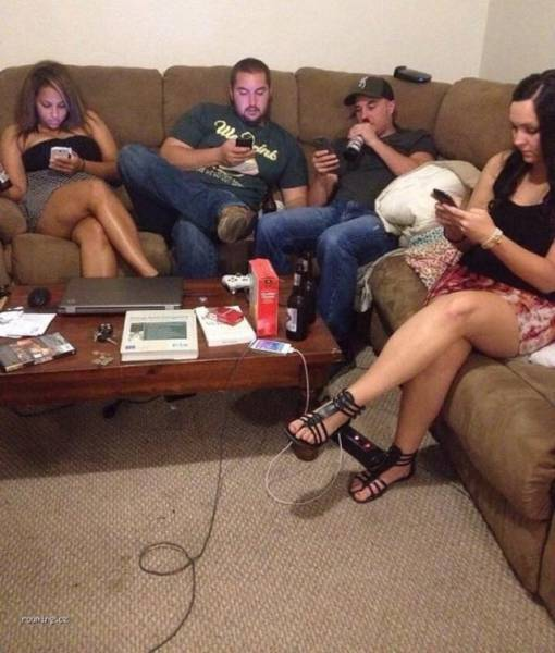 We Are Slaves Of Our Smartphones