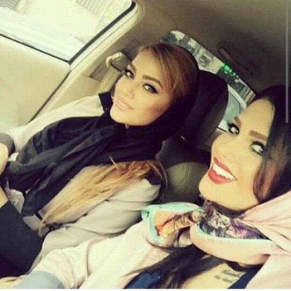 Iranian Women Are Being Arrested For Posing For Photos Without Headscarves