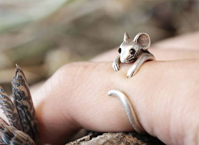 Some Amazingly Designed Rings