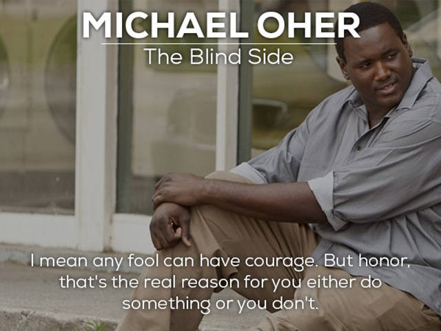Some Of The Inspirational Quotes From Popular Movie And TV Series Characters