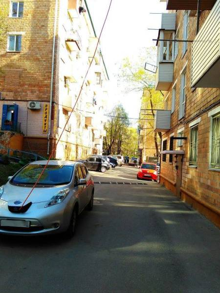 This Is How They Charge Electric Cars In Russia