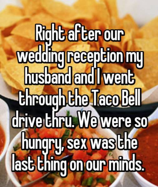 Women Share Stories About Their First Wedding Night And What Went Wrong