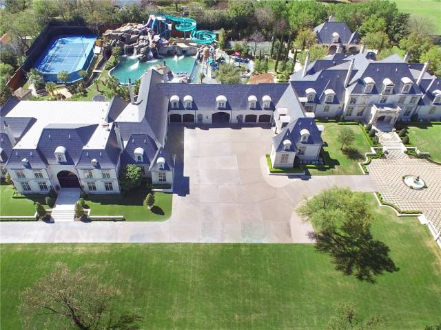 If You Have Some $32 Million This Mansion In Texas Can Be Yours