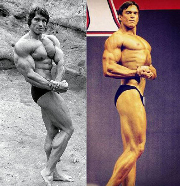 Here S What Cars Will Look Like In 30 Years: This Russian Bodybuilder Looks Exactly Like Young Arnold