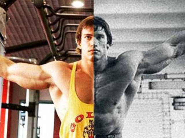 This Russian Bodybuilder Looks Exactly Like Young Arnold Schwarzenegger