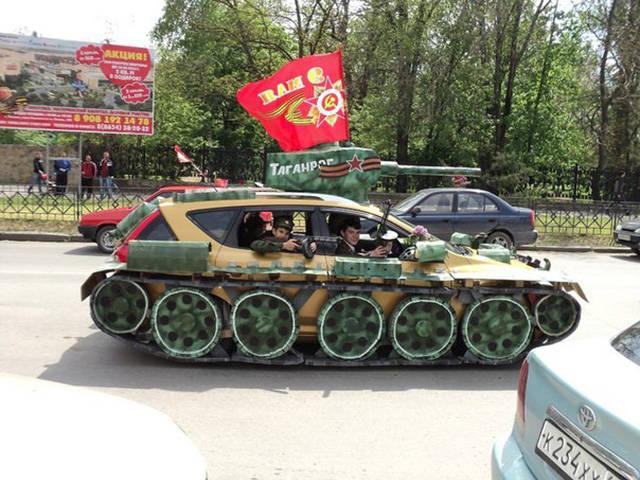 Такое можно встретить только в России (22.05.16)