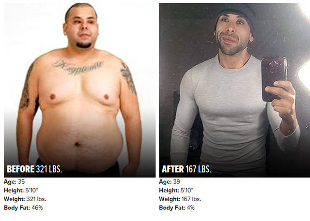 Incredible And Insane Body Transformations