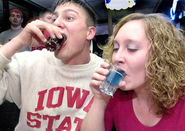 The List Of The Drunkest Cities In America