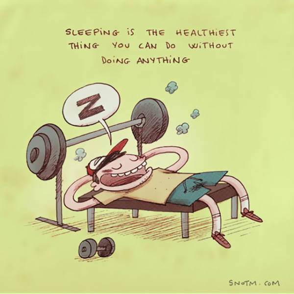 Great Drawings That Cleverly Illustrate Things That Only Life Can Teach Us