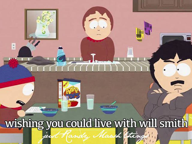 The Best Moments Of 'Just Randy Marsh Things' From South Park