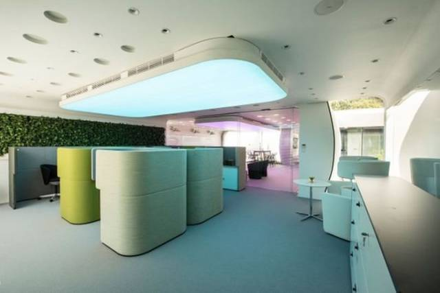 The First 3D Printed Office Building In The World