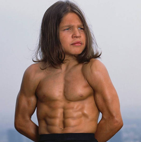 """This Is What Kid Bodybuilder Dubbed """"Little Hercules"""" Looks Like Now"""