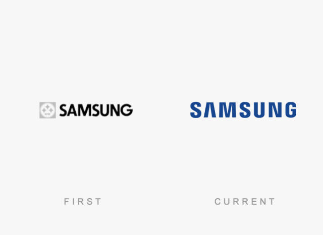 How Most Famous Brand Logos Have Changed Over Time