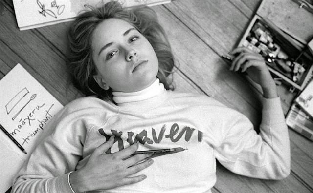 Old Photos Of Fabulous Sharon Stone