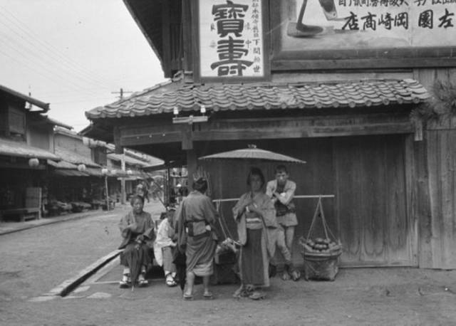 Rare 1908 Photos Of Japan On The Verge Of Big Changes