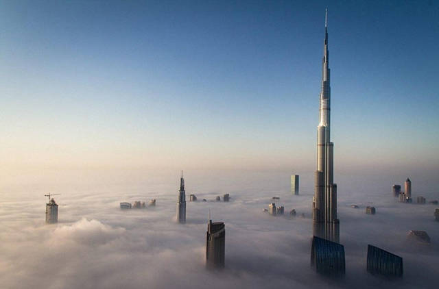 Dubai Is The Place Where Anything Is Possible