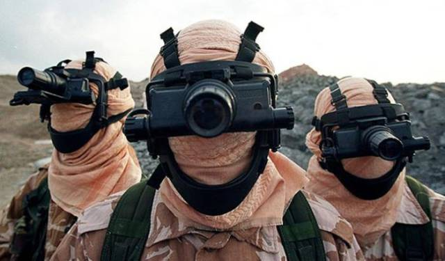 Modern Military Technology Makes Soldiers Look Like Aliens From The Future