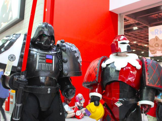 The Most Stunning Cosplay Costumes Of London Comic Con