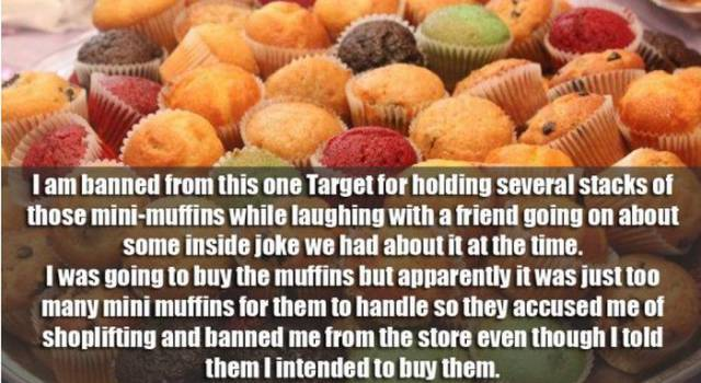 Funny Stories Of People Being Banned From Places For Doing Bad Stuff