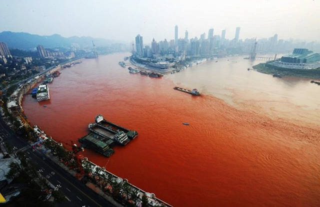 Pollution In China Has Reached Alarming Levels