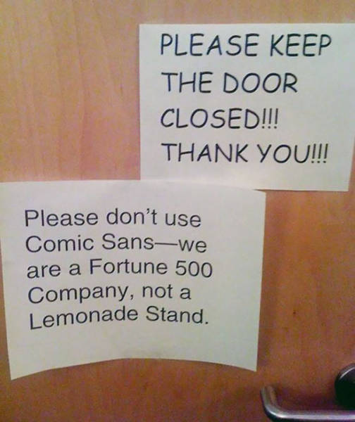 These Passive Aggressive Office Notes Are Too Funny To Be Mad