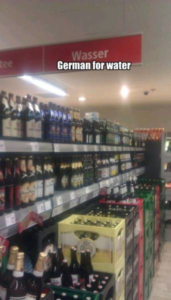 A Few Things That Can Only Be Found In Germany