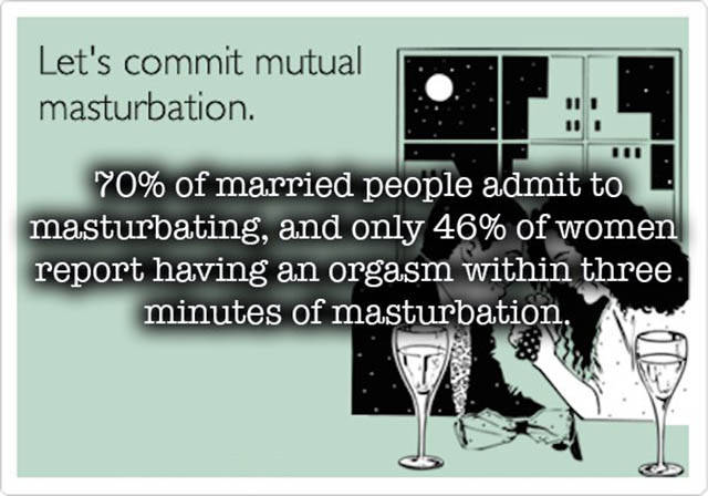 Facts About Masturbation That Will Put An End To Any Doubts And Unfounded Myths