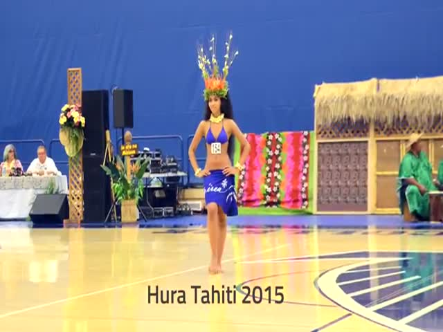 Tahitian Dancing Is Absolutely Hypnotizing