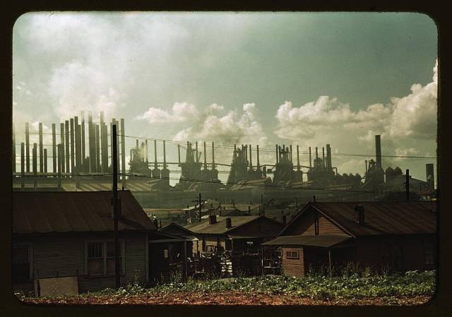 Amazing Color Photos Of The Great Depression In America