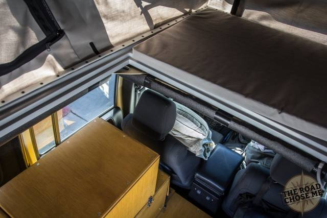 Guy Transformed His Jeep Into A Moving House To Travel Around Africa
