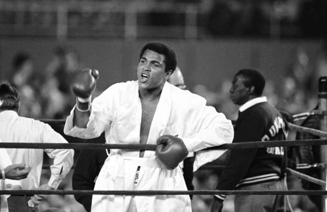 The Best Of Muhammad Ali