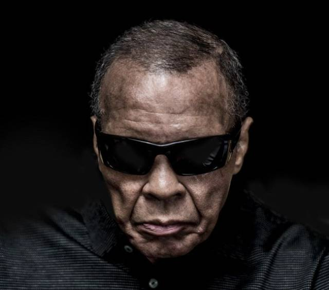 The Last Portrait Of Boxing Legend Muhammad Ali Showing The Destructive Effects Of Parkinson's Disease