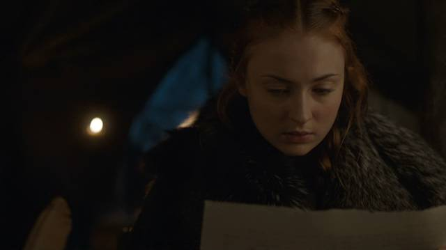 A Guy Claims He Deciphered Sansa