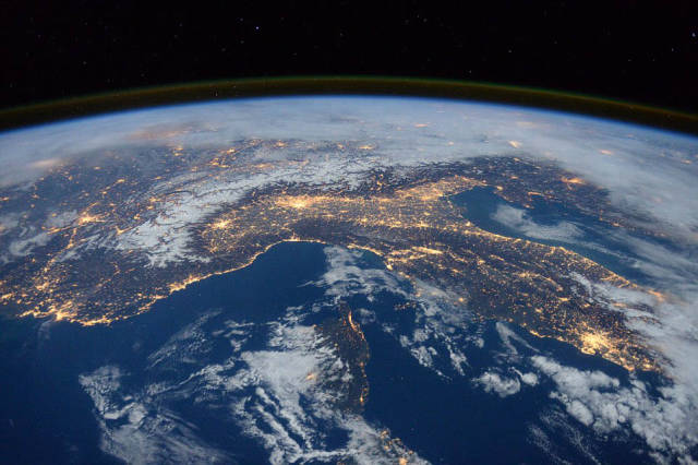 Astronauts Have The Best View When It Comes To Our Beautiful Planet Earth