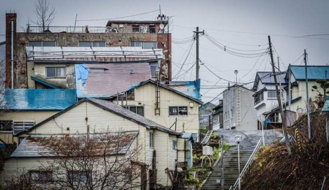 An Insight Into The Japanese Mining City Which Is Just A Shell Of What It Used To Be