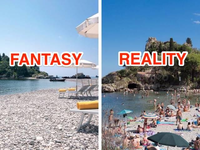 Hotels Photos: Expectations vs Reality