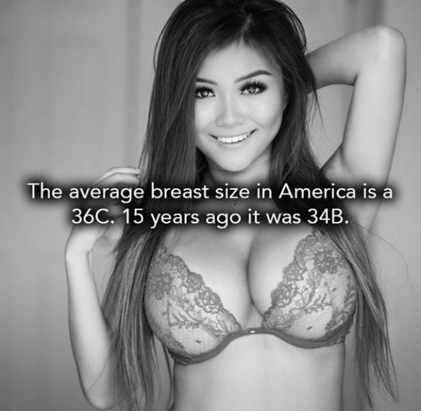If You Like Breasts You'll Like These Facts About Them (15 pics) - Picture  #5
