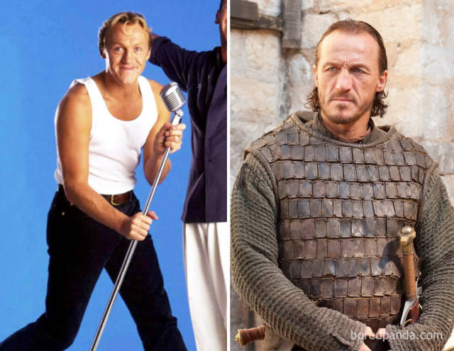 "New Pics Of The ""Game Of Thrones"" Cast Back Then And Now"