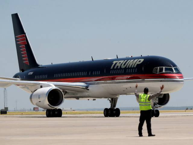 Donald Trump's $100 Million Personal Airliner