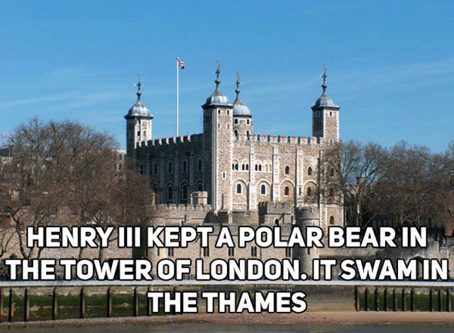Great Britain's Weird Historical Facts