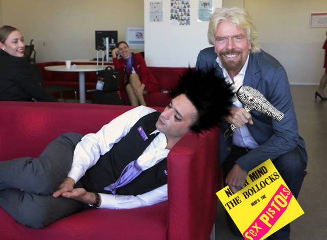 Here's What Happened After Richard Branson Caught His Employee Sleeping On The Job