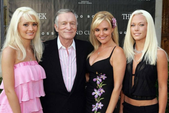 Hugh Hefner's Mansion Has Been Bought By Twinkie Owner For Whopping $200M