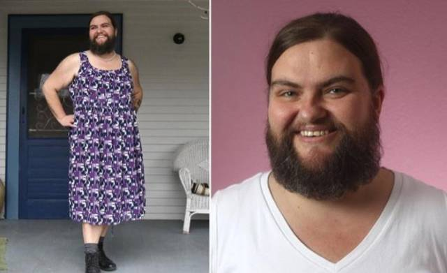 This Woman's Epic Beard Can Make A Lot Of Men Green With Envy